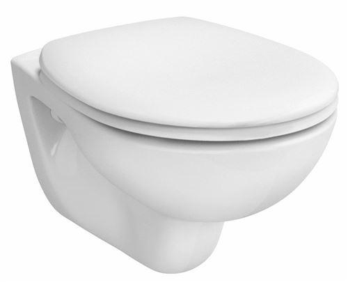 Cuvette de WC suspendue ARKITEKT - Couleur : BLANC