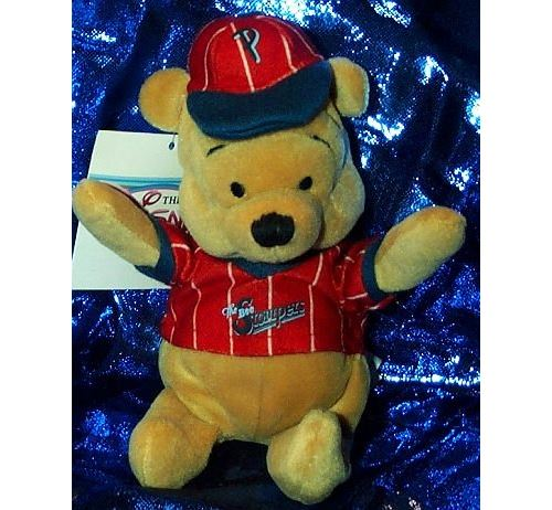Bonnet Peluche 8 Winnie l'Ourson Disneys