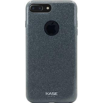 coque iphone 8 plus noir slim