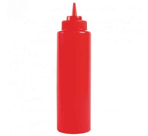 Distributeur de sauce vogue 682ml rouge