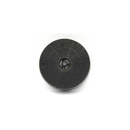 Filtre charbon x1 175 x 43 mm pour hotte far - 6143