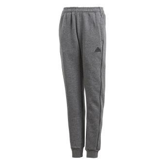 36f12b98b38ea Pantalon de survêtement junior adidas Core 18 13/14 ans Gris - Pantalons de  sport - Achat & prix | fnac
