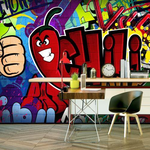 Papier peint XXL - Chili Out II - Décoration, image, art | Street art | 500x280 cm | XXl - Grand Format |