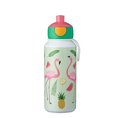 Mepal campus gourde pop-up 400 ml tropical flamingo