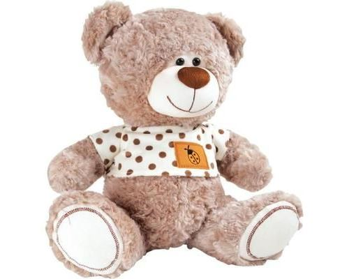 Ours peluche Petits pois