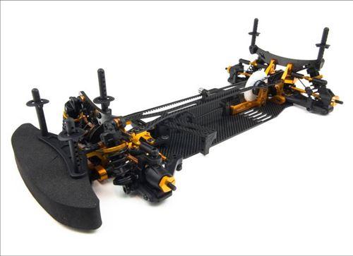 Châssis DETC410 4WD Kit - Team Durango