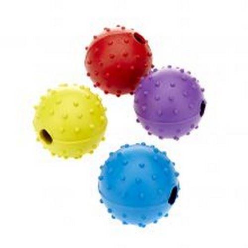 Classic - Balles à bouton avec cloche - Chiens (L) (Peu varié) - UTBT1209