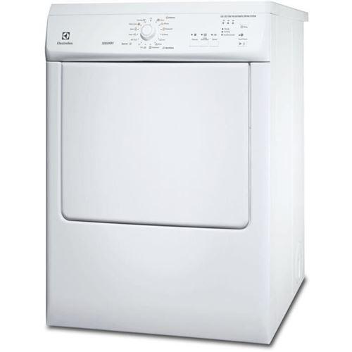 Electrolux EDE1072PDW - Sèche-linge - indépendant - largeur : 60 cm - profondeur : 60 cm - hauteur : 85 cm - chargement frontal - blanc