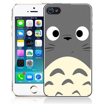 Coque pour iPhone SE totoro