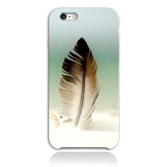 coque iphone 8 plume