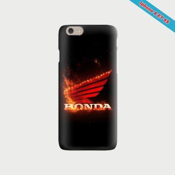 Coque iphone 8 8S Fan de Honda feu