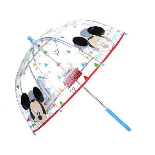 Disney parapluie Mickey Mouse 63 cm transparent