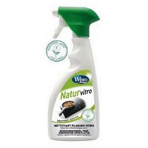 Nettoyant écologique plaques vitrocéramiques 500ml Accessoires et entretien 480181700929 WPRO - 60248