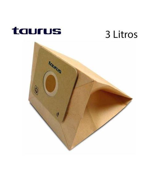 Taurus 999175000 set de 5 sacs aspirateurs eco