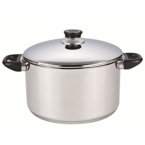 Faitout inox 24cm + couvercle - 0114087 - TABLE&COOK