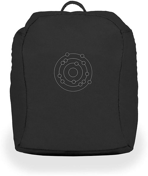 Maclaren atom Jet Pack- Conçu pour protéger votre poussette, organiser ses accessoires et réduire la charge avec deux sangles de transport. Taille bagage à main
