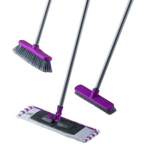 Lifetime Clean kit de nettoyage 110 x 5,5 x 14,5 cm violet