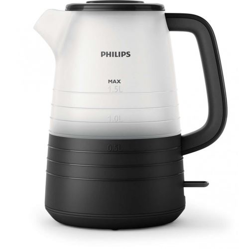Philips Daily Collection HD9334 - Bouilloire - 1.5 litres - 2200 Watt - noir