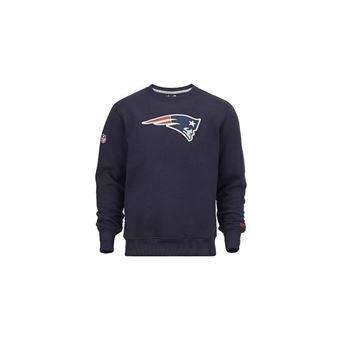 New Era Pull Team Logo Crew New England Patriots