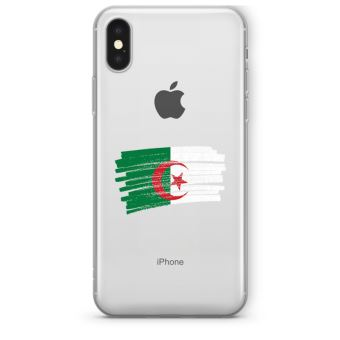 coque iphone xs max antichoc avec anneau