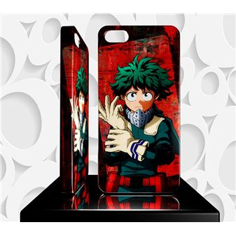 Coque Design Iphone 5S MANGA MY HERO ACADEMIA BOKU NO HERO ACADEMIA Ref 05