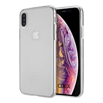 coque transparente ultra slim iphone xs max