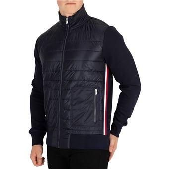 détaillant en ligne e9408 7b55d Tommy Hilfiger Homme Veste mixte, Bleu - Vestes de sport ...