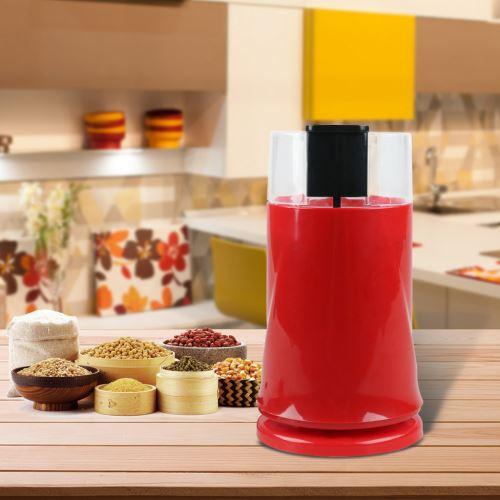 Moulin à café électrique avec enlèvement poudre de café Bowl 150W_Kiliaadk1504