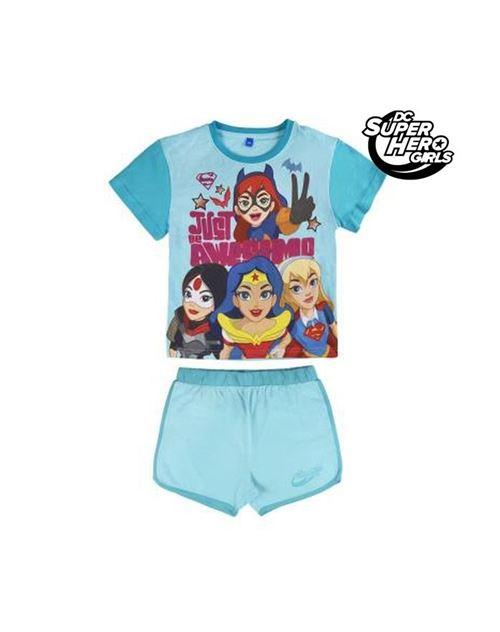 Pyjama d'Été dc super hero girls 1958 (taille 6 ans)