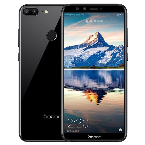 Huawei Honor 9 Lite LLD-L21 4G+32Go Débloqué Dual Sim Noir
