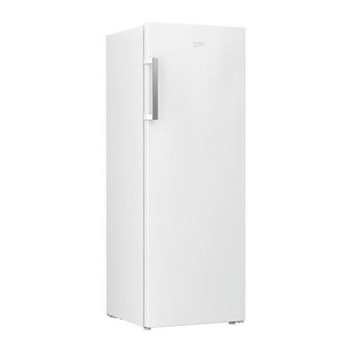 Beko RFNE290L31WN - Congélateur - congélateur-armoire - pose libre - largeur : 59.5 cm - profondeur : 72 cm - hauteur : 171.4 cm - 250 litres - classe F - blanc