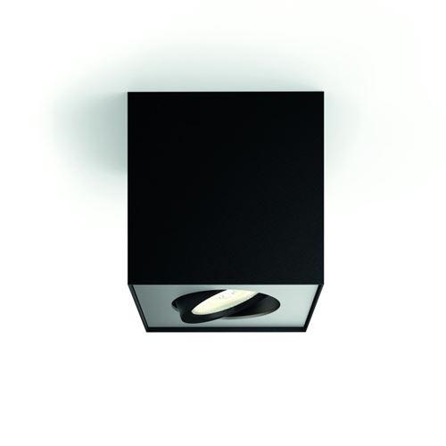 Plafonnier Box 3 - Noir