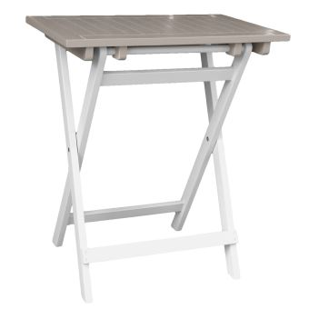 BURANO pliante rectangulaire CITY GREEN Gris table Petite l1TKcuFJ3
