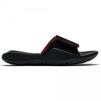 7 Slide 49 Noir Tech Sandales Jordan Hydro Pointure Varsity Homme 5 Pour UVMzpS