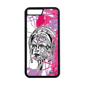coque iphone 7 plus silicone femme