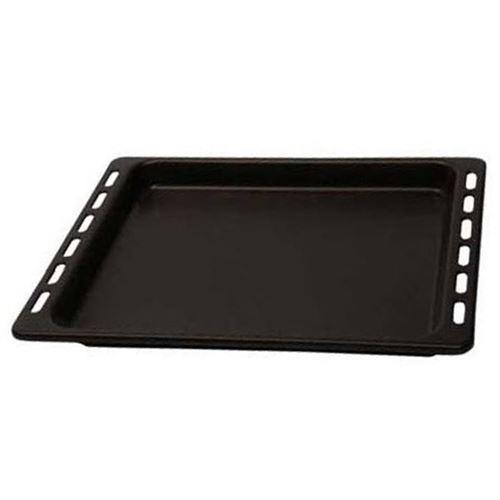 Plaque lèche-frites antiadhésive (445 x 375 mm) Four, cuisinière 481281718837 WHIRLPOOL, WPRO - 60192
