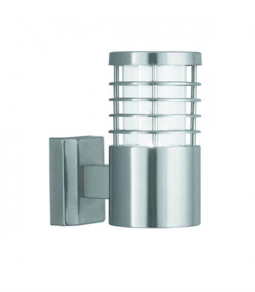 Applique Outdoor Lights 20 cm, en acier inoxydable et polycarbonate