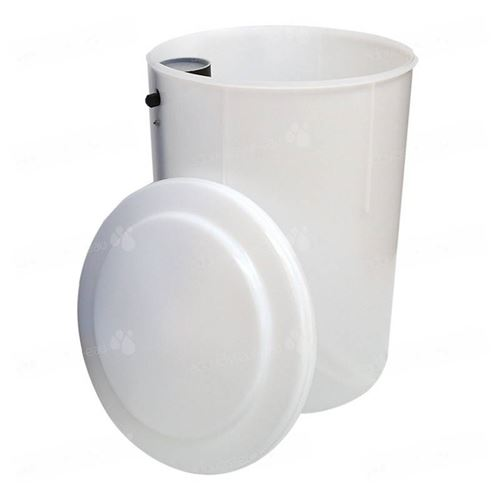 Bac a sel 500 litres Complet 1/2