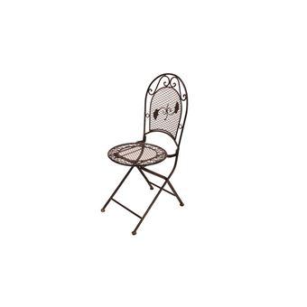 L\'Héritier Du Temps - Chaise de jardin siège fauteuil assise pliante ...