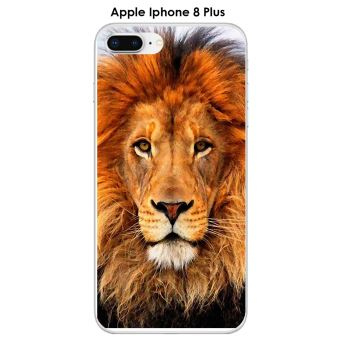 coque lion iphone 8 plus