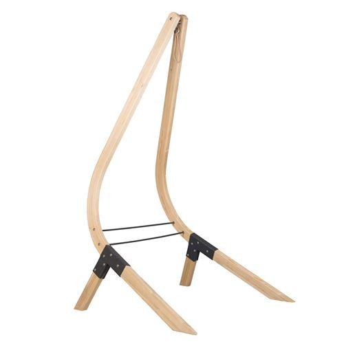 Support en bois pour chaise-hamac VELA