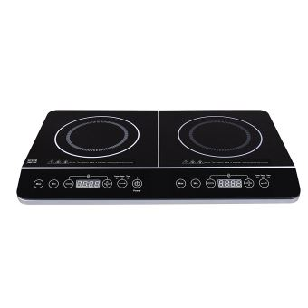 Silver Style 001182 Table De Cuisson Induction 2 Feux 3500w