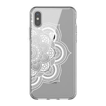 coque iphone xs motif mandala