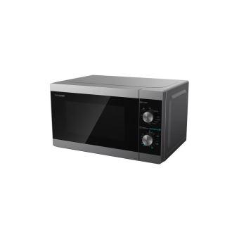 Micro-ondes Grill fonction 1000 W 20 L 5 niveaux Sharp yc-mg01es