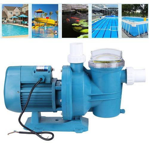 Pompe à eau de circulation de filtration HLB-100 pompe piscine 220V 50Hz
