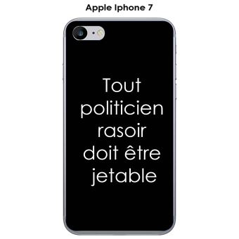coque iphone 7 texte