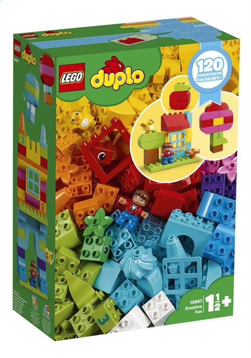 LEGO DUPLO 10887 L'amusement créatif