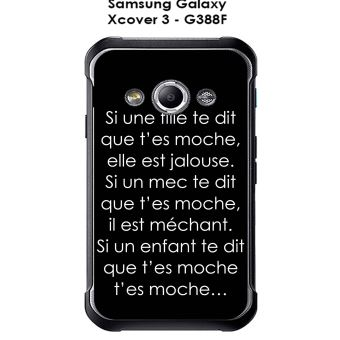 Onozo - Coque Samsung Galaxy Xcover 3 - G388F design Citation