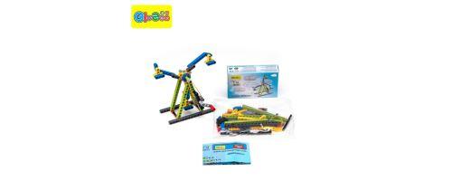 Building Block jouets Biaozhi Engineering Building Couleur 58413
