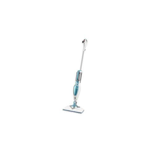 aspirateur balai black & decker 120319 27 blanc le bouton boost vapeur de balai vapeur de rowenta pour générer 50 % de vapeur en plus pendant 10 secondes pour désincruster les tâches sur le sol